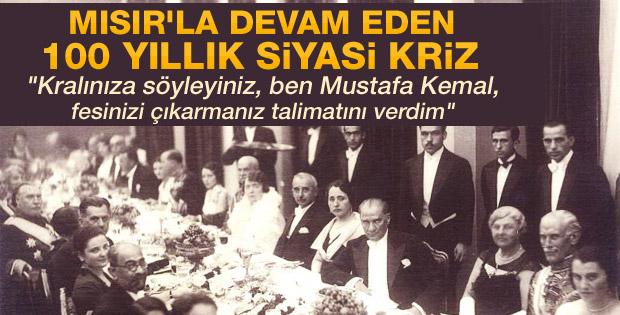 Yıldıray Oğur: Türkiye ile Mısır'ın arası 100 yıldır açık
