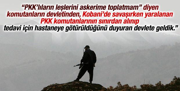 Yıldıray Oğur'dan 'PKK değişmiyor' yazısı