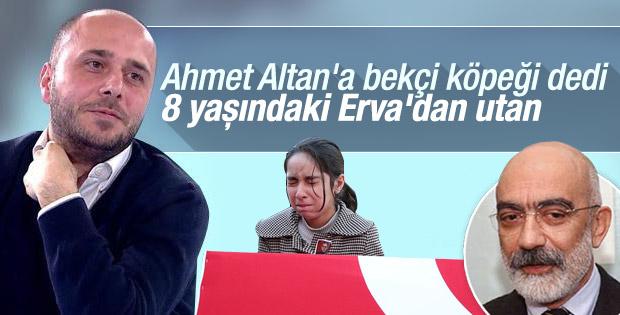 Yıldıray Oğur'dan Ahmet Altan'a sert cevap