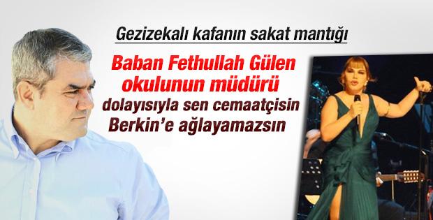 Yılmaz Özdil Berkin üzerinden Sezen Aksu'ya ateş püskürdü