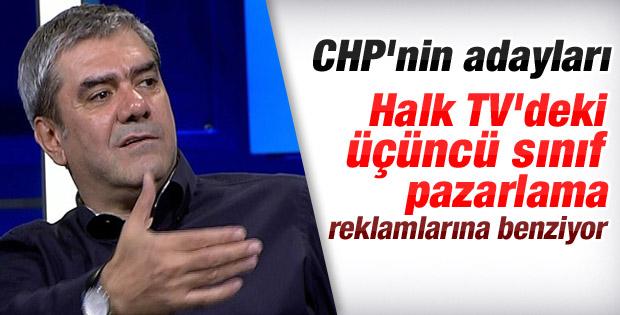 Yılmaz Özdil'den CHP'ye çok sert eleştiri