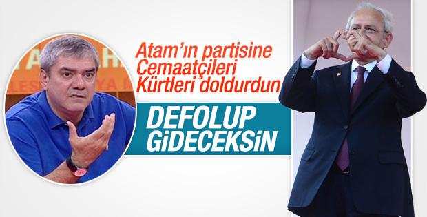 Yılmaz Özdil'den Kılıçdaroğlu'na salvolar
