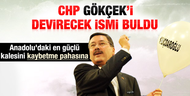 Yılmaz Büyükerşen CHP'nin Ankara adayı iddiası