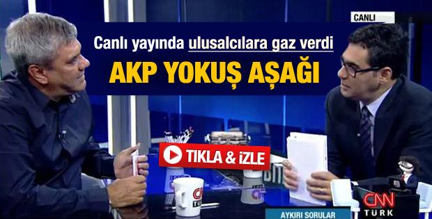 Yılmaz Özdil: AKP yokuş aşağı - izle