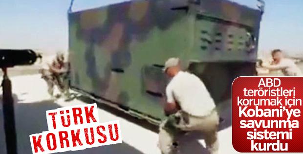 ABD YPG'yi koruma altına aldı