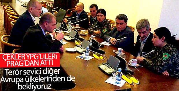 Terör örgütü YPG, Çekya'dan kovuldu