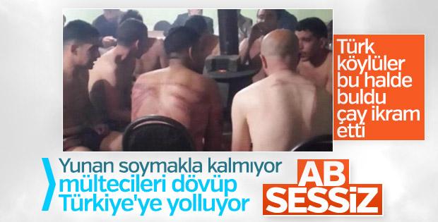 Yunanistan yakaladığı mültecilere işkence yapmaya başladı