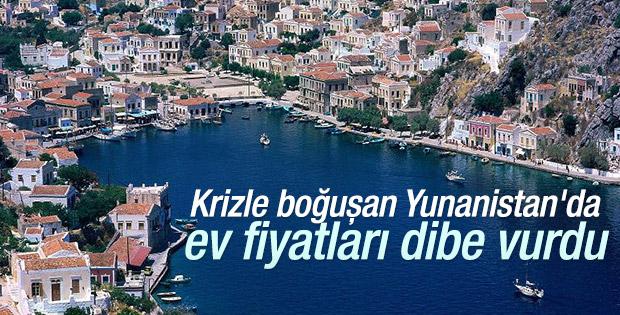 Türkler ev almak için Yunanistan'a akın ediyor