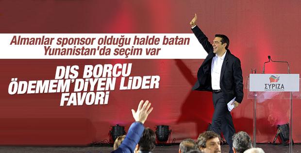 Yunanistan'da seçim heyecanı