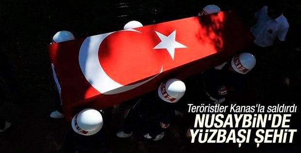 Nusaybin'den kara haber: Yüzbaşı şehit düştü