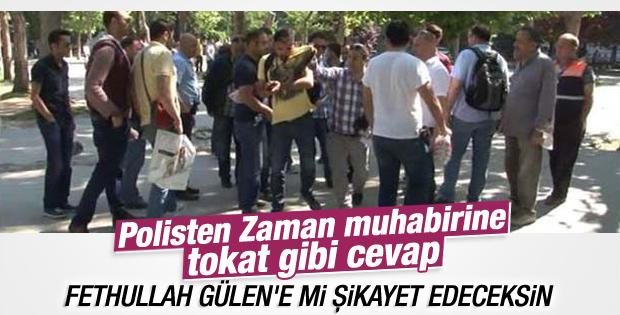 Zaman Gezi'nin ikinci yılında provokasyon peşinde