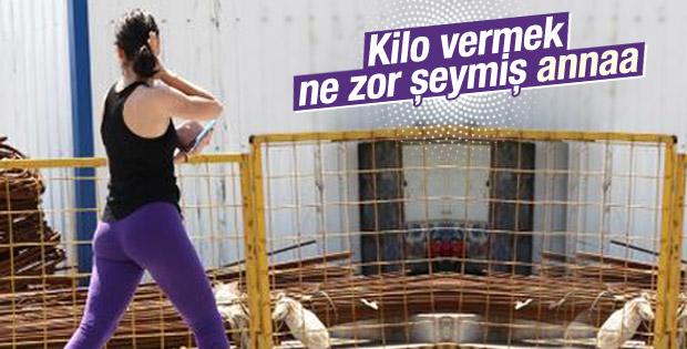 Zehra Çilingiroğlu sporda