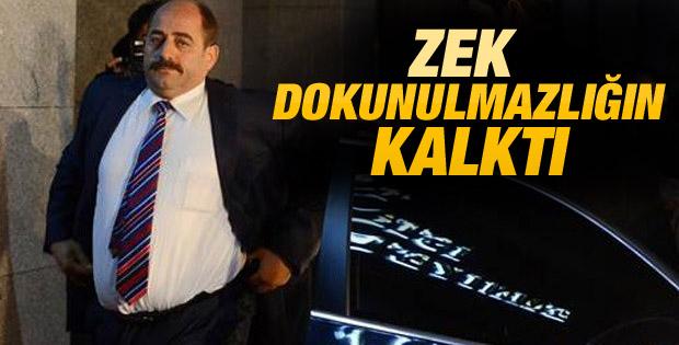 HSYK seçimlerinde Zekeriya Öz'e kötü haber
