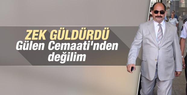 Zekeriya Öz: Gülen cemaatine mensup değilim
