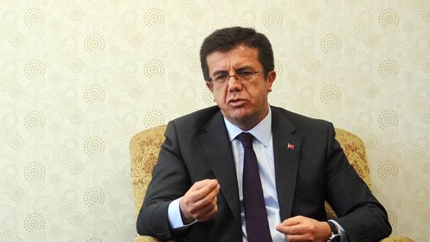 Ekonomi Bakanı Zeybekci: Enflasyon Şubat'ta düzelir