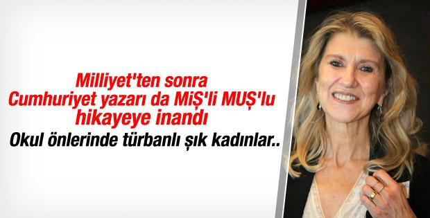 Zeynep Oral: Okul önünde türbanlı kadın sayısı arttı