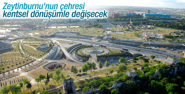 Kentsel dönüşüm Zeytinburnu'nda fiyatları artıracak