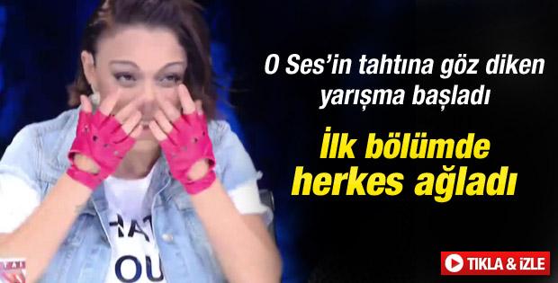 Star Işığı X Factor'ün ilk bölümü - Video