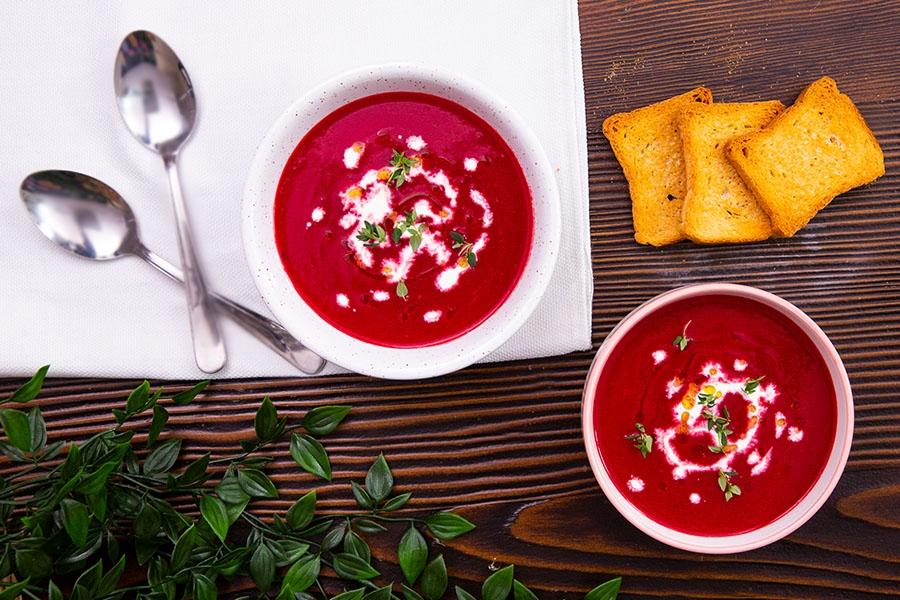 Korona günlerinin en renkli çorba tarifi #evdepişir