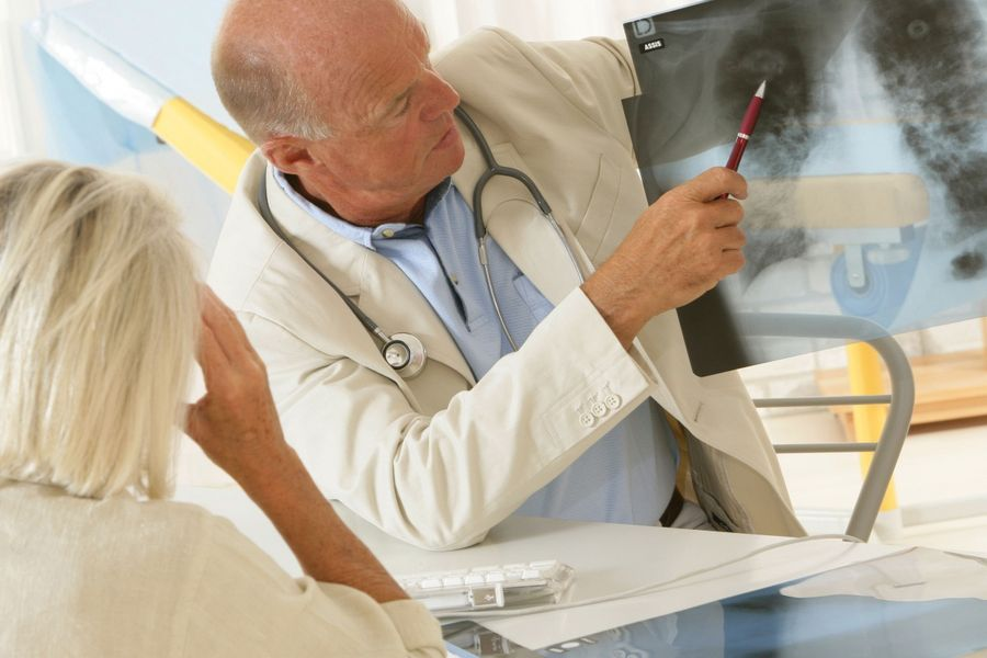 low radiation scans help identify cancer in earliest stages
