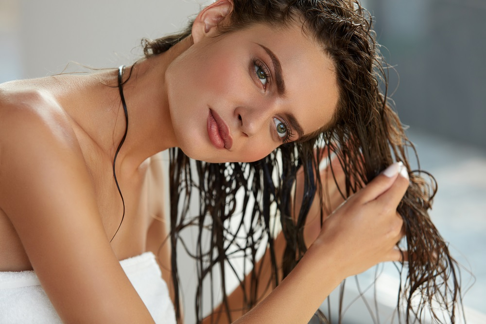 HerStyler TipsBlowDrying ApplyProducts