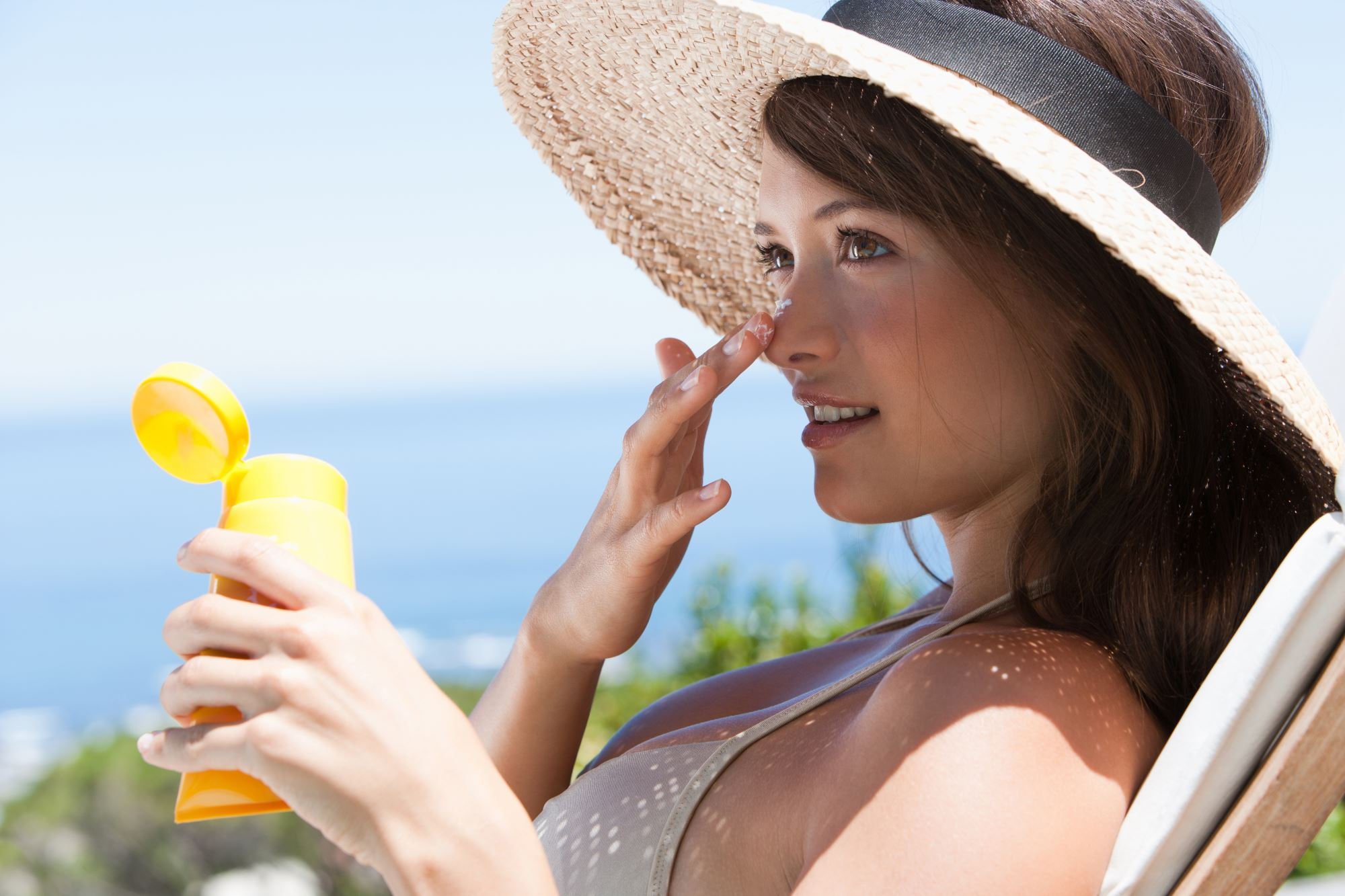 Sağlıklı güneşlenmenin püf noktaları #1