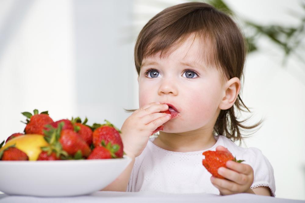 Çocuğunuz ne kadar meyve yemeli #1
