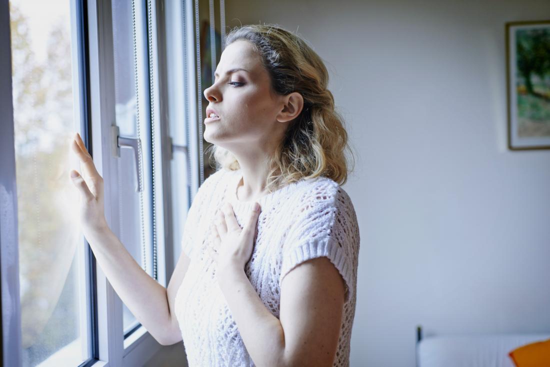 Nefes darlığınızın nedeni depresyon olabilir #1