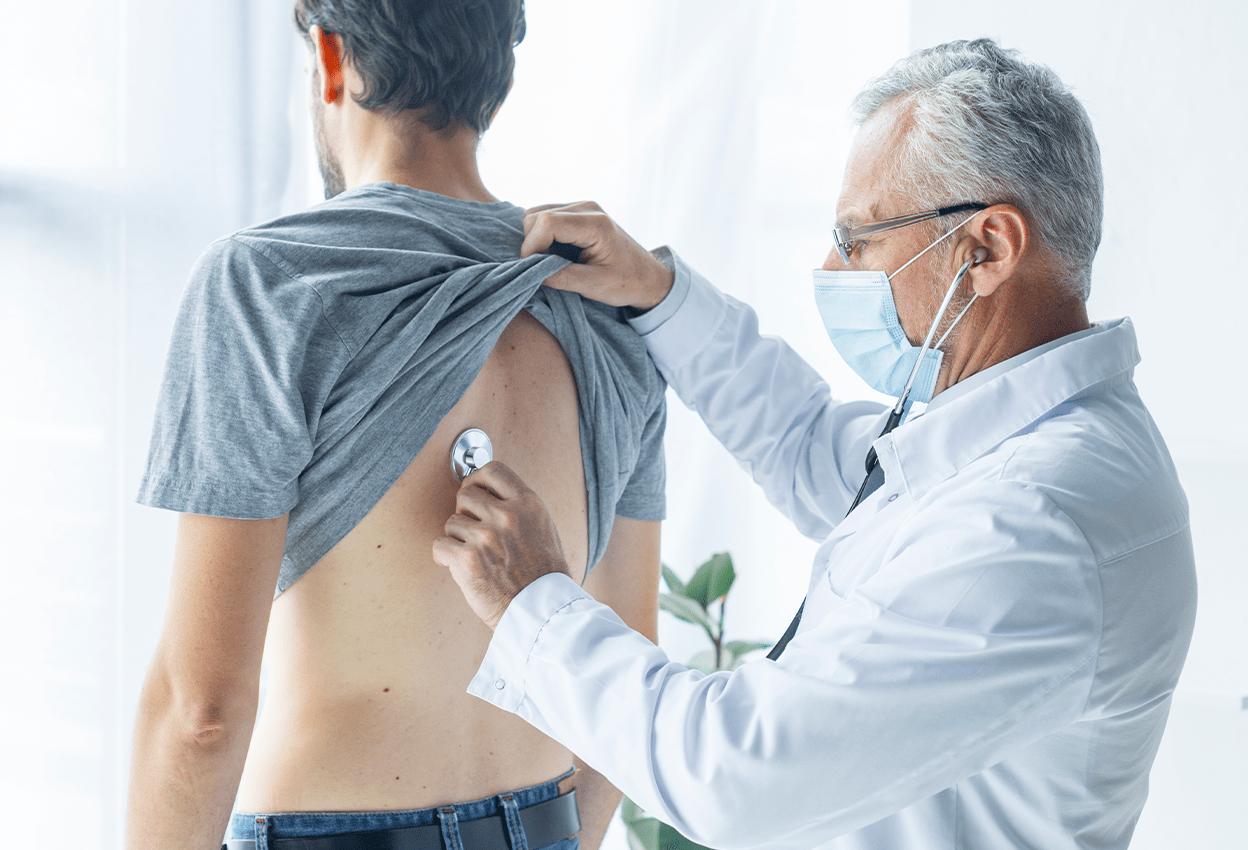 Ses kısılmanızın nedeni akciğer kanseri olabilir #3
