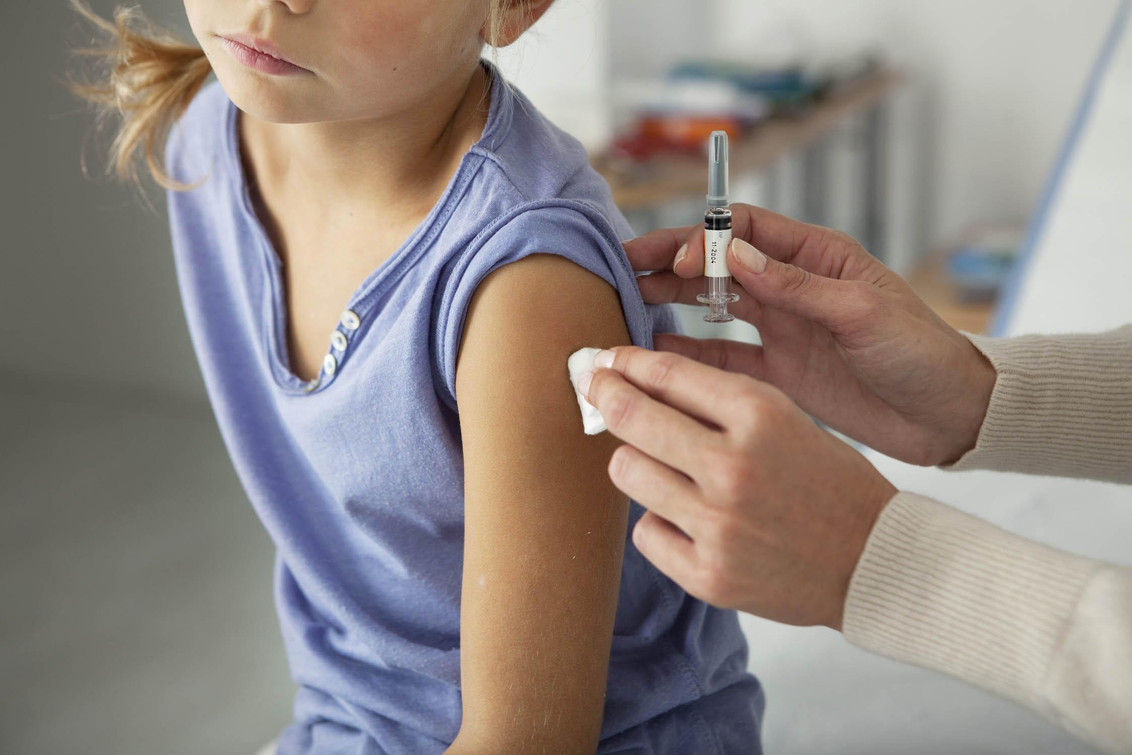 Kronik hastalığı olan çocuklara aşı yaptırın uyarısı #1