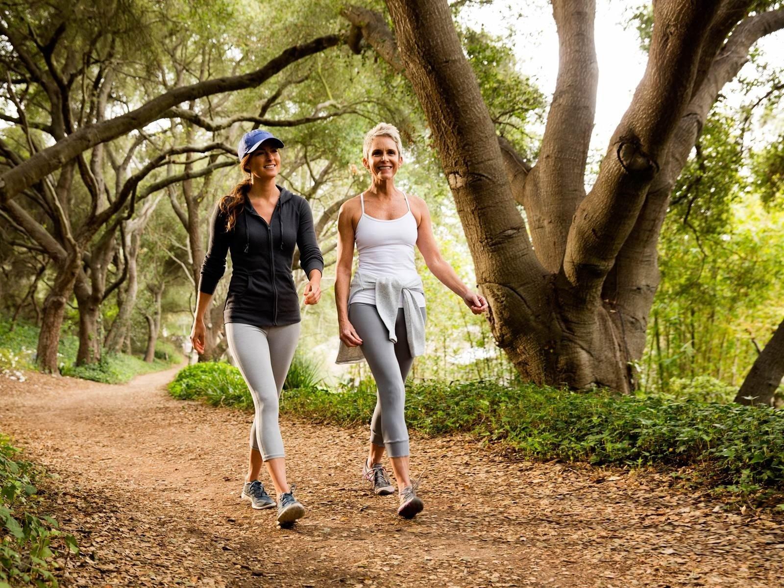 Yürürken hızlı kilo vermenin yolları #1