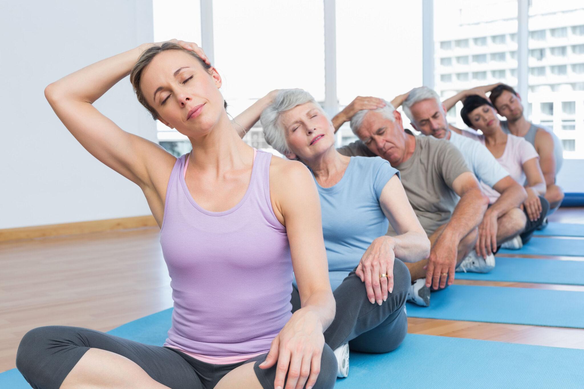 Romatizmal hastalıkların tedavi yöntemi; egzersiz #2