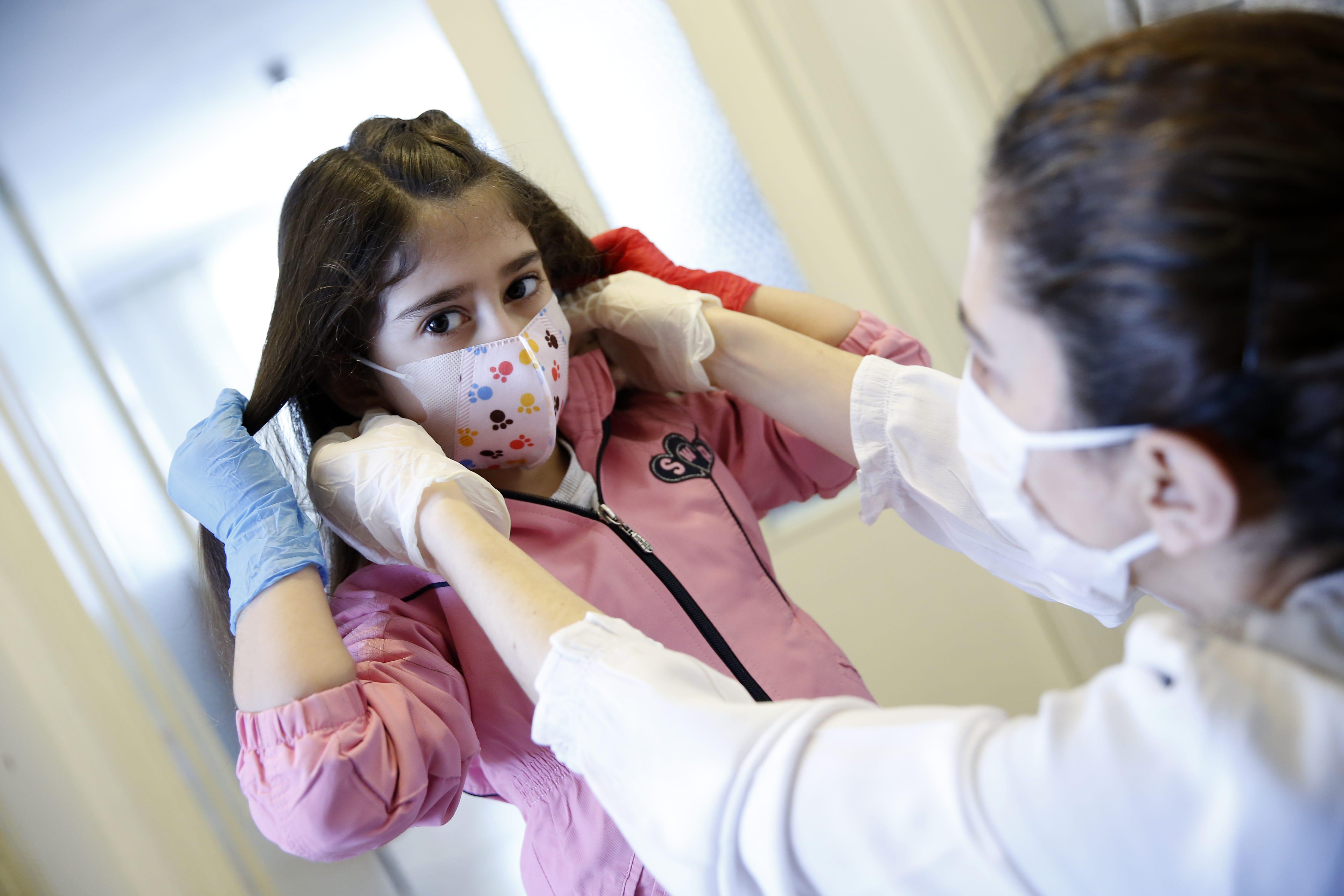 Çocukları okulda salgından korumanın yolu aşıdan geçiyor #1