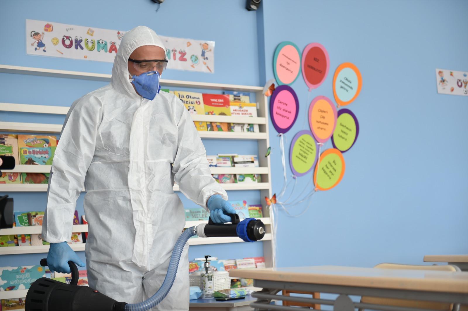 Çocukları okulda salgından korumanın yolu aşıdan geçiyor #4