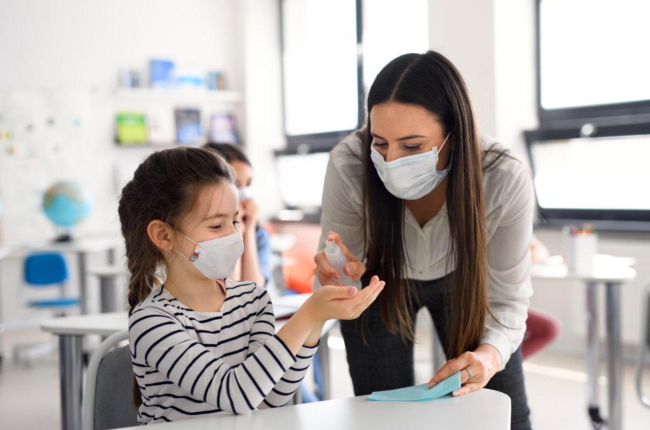 Çocukları okulda salgından korumanın yolu aşıdan geçiyor #2