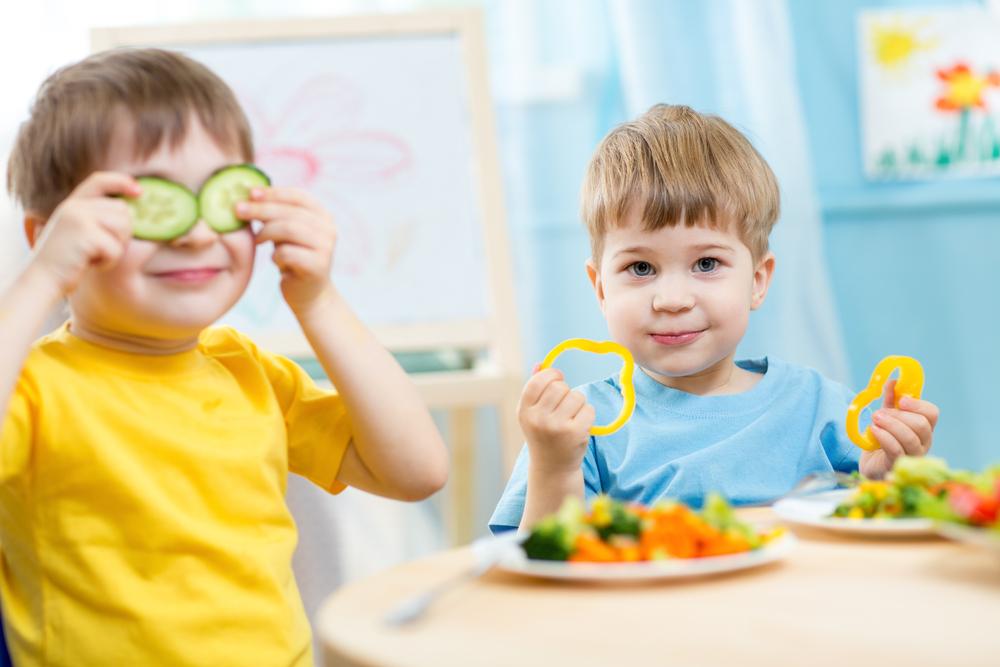 Çocuklarınızı sağlıklı beslemek sizin elinizde #1