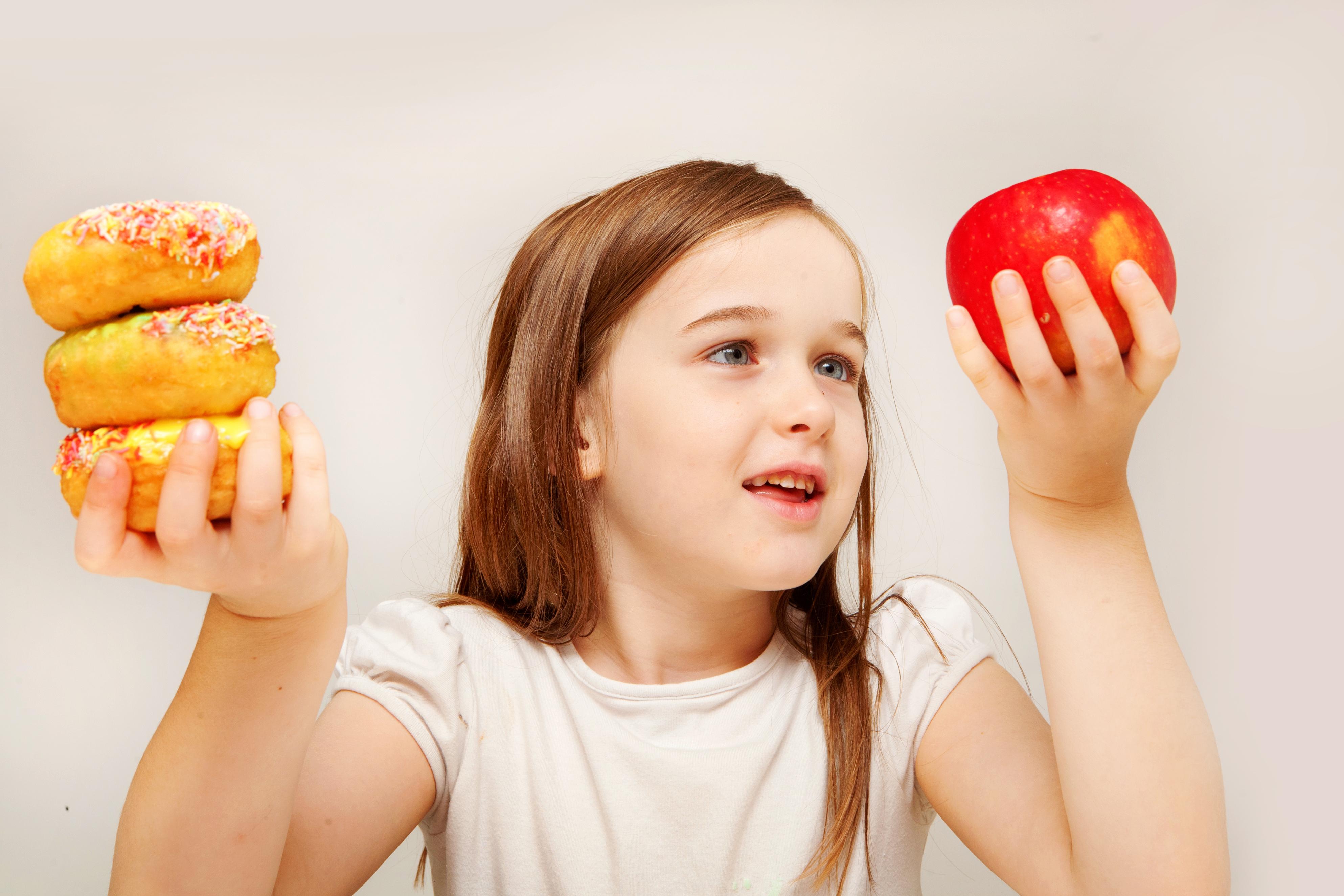 Çocuklarınızı sağlıklı beslemek sizin elinizde #2
