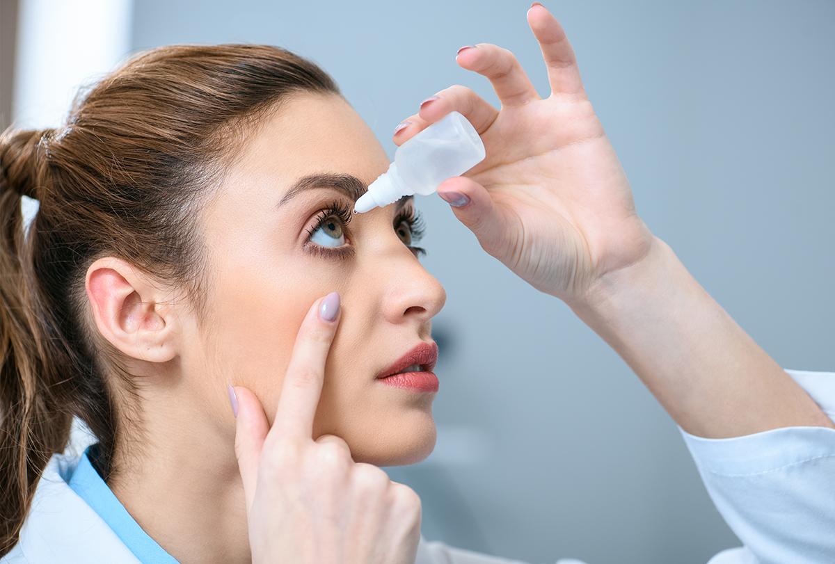 Göz seğirmesinin en yaygın 6 nedeni #2