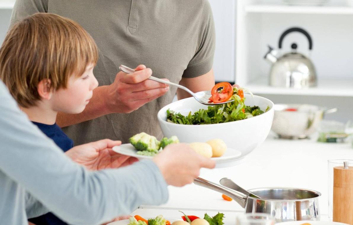 Çocukların yeme alışkanlığını düzenlemeye yardımcı 9 öneri #5