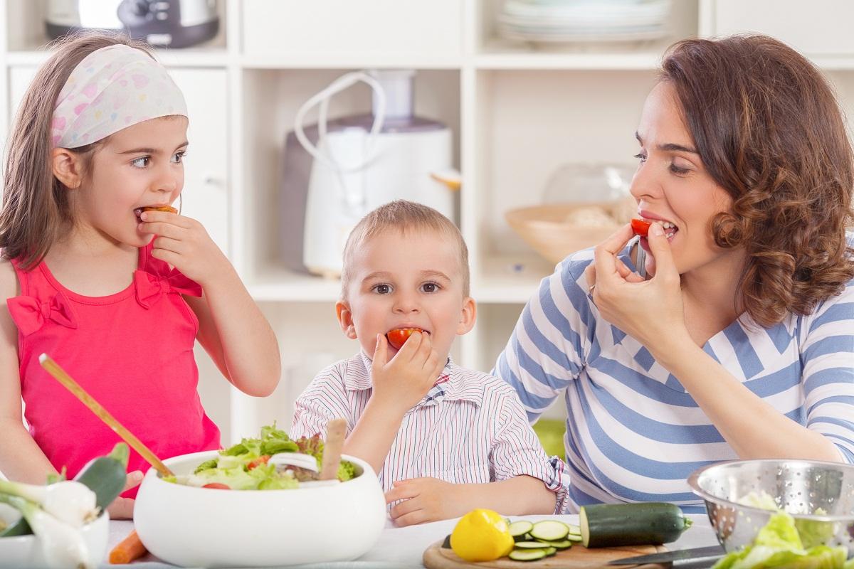 Çocukların yeme alışkanlığını düzenlemeye yardımcı 9 öneri #1