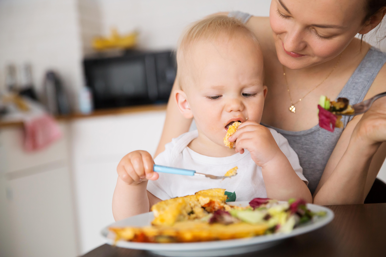 Çocukların yeme alışkanlığını düzenlemeye yardımcı 9 öneri #3