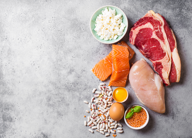 Protein tozu kemiklerde erimeye yol açabiliyor #3