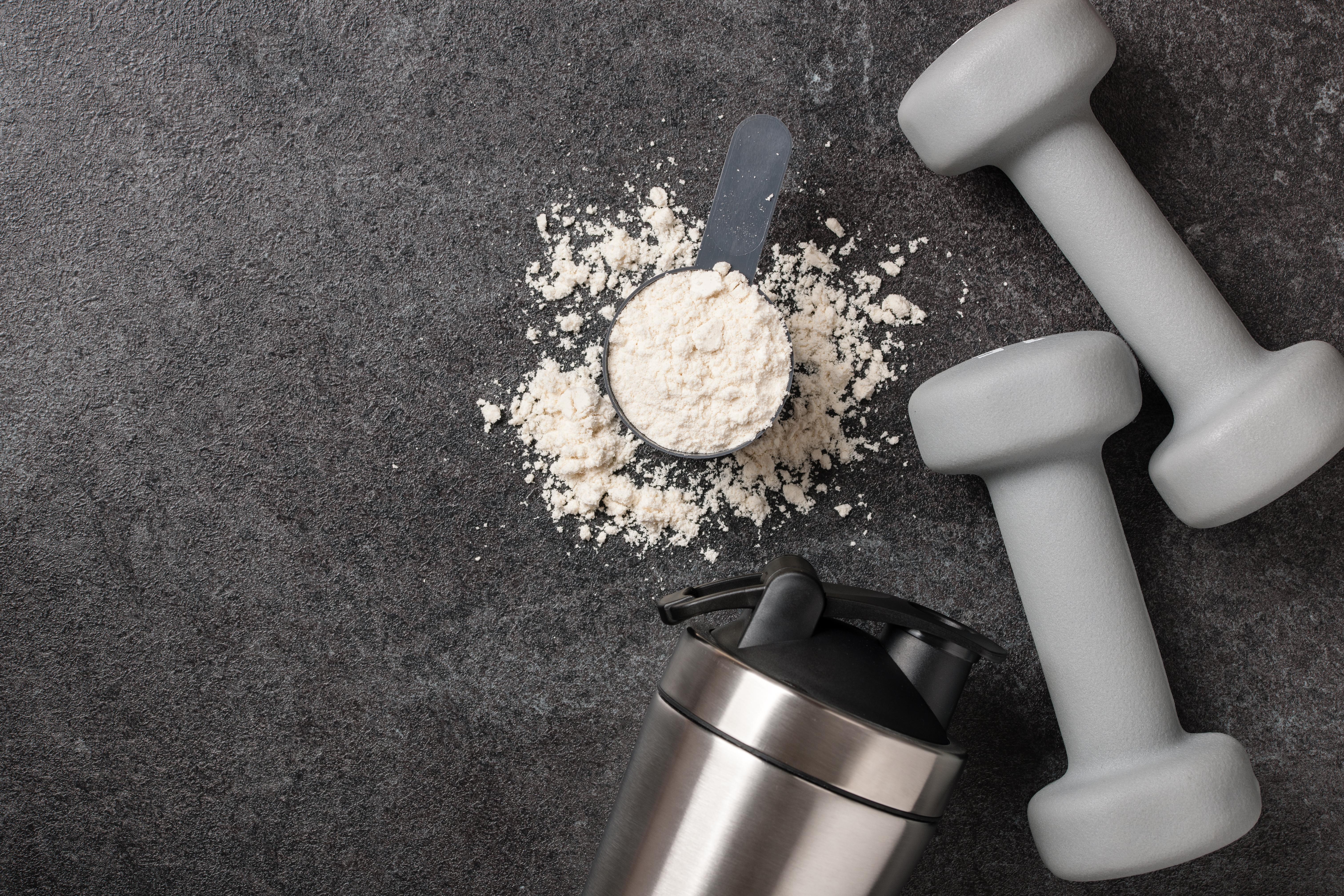 Protein tozu kemiklerde erimeye yol açabiliyor #2