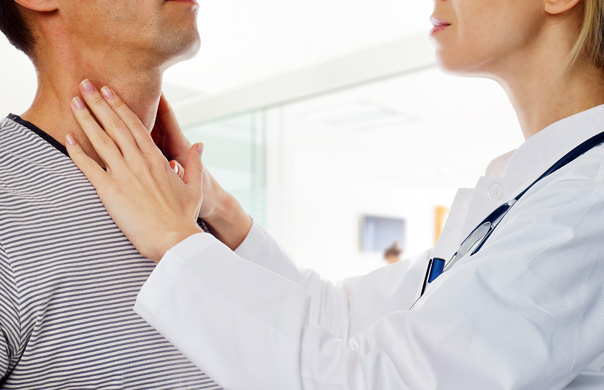Baş ve boyun kanserlerinin sık rastlanan belirtileri #2
