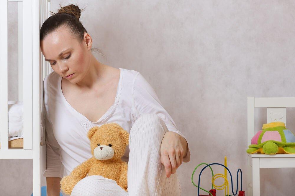 Lohusa depresyonu tüm aileyi olumsuz etkiliyor #1