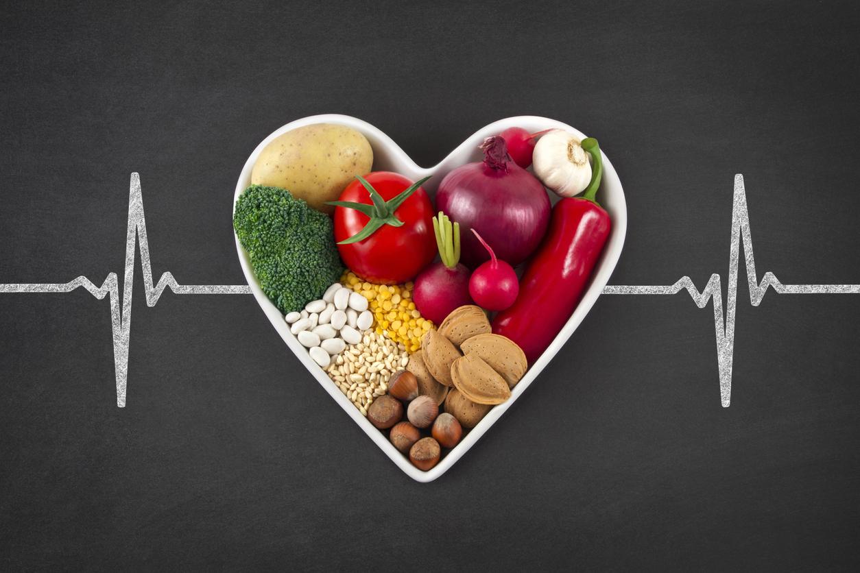 Kalp sağlığınız için az yiyin, çok hareket edin önerisi #1
