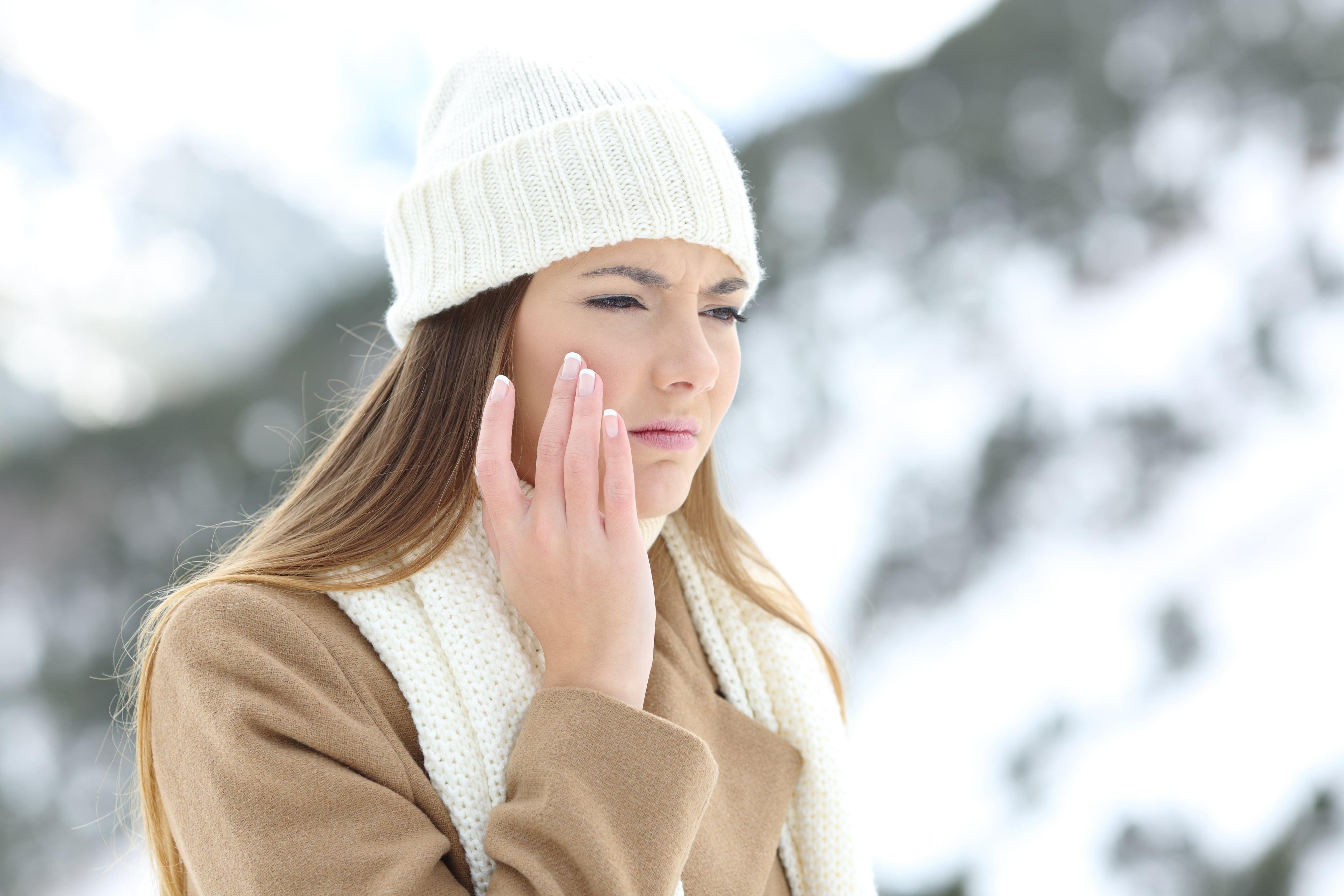 Kışın artan cilt sorunlarına karşı şimdiden önleminizi alın #1