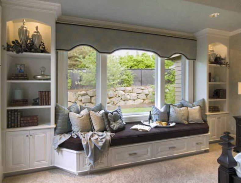 Mükemmel Pencere Önü Dekorasyonları
