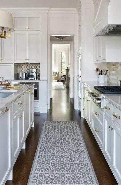 199 Ift Tezgahlı Mutfak Dekorasyonu