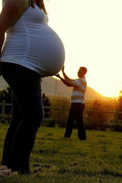 İlginç hamile kadın resimleri - 13. resim